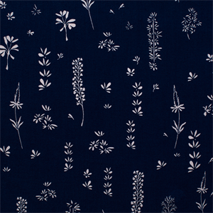 Picture of Herbs - Donkerblauw