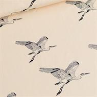 Image de Herons - French Terry - Honey Peach