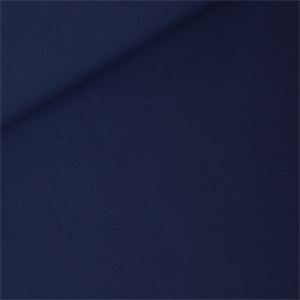 Bild von Unifarbene Stoff - Tiefblau