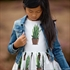 Picture of Sansevieria - Cotton Lawn - Gebroken Wit