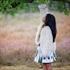 Bild von Sansevieria - Cotton Lawn - Gebrochenes Weiß