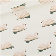 Image de Swan - L - French Terry - Blanc Nuage