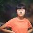 Picture of Ribbing - Persimmon Orange