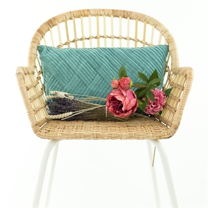 Picture of Pretty Plied Pillowcover - Patron de Couture - Anglais Néerlandais